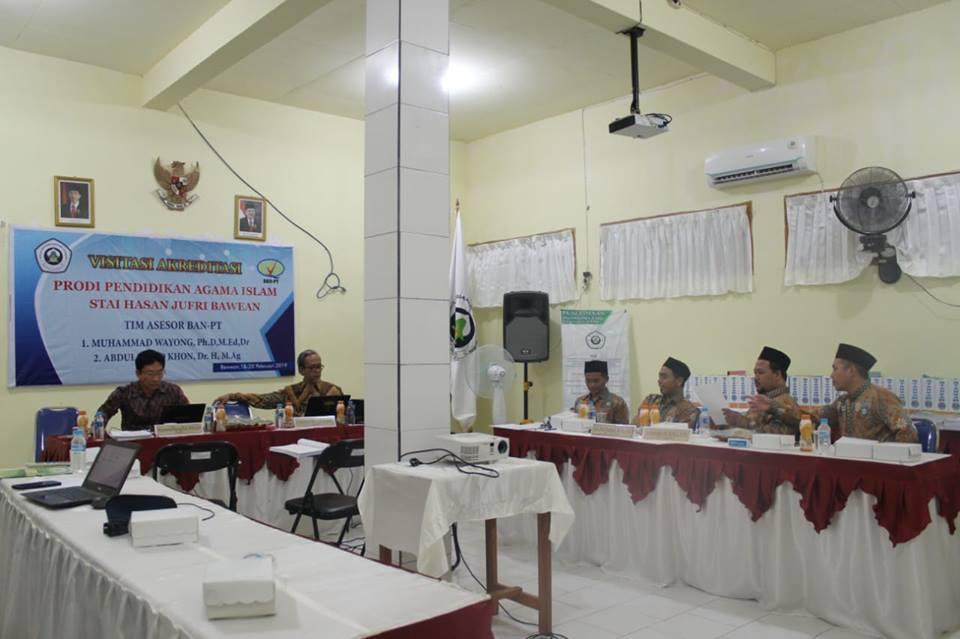 Akreditasi Program Studi Pendidikan Agama Islam