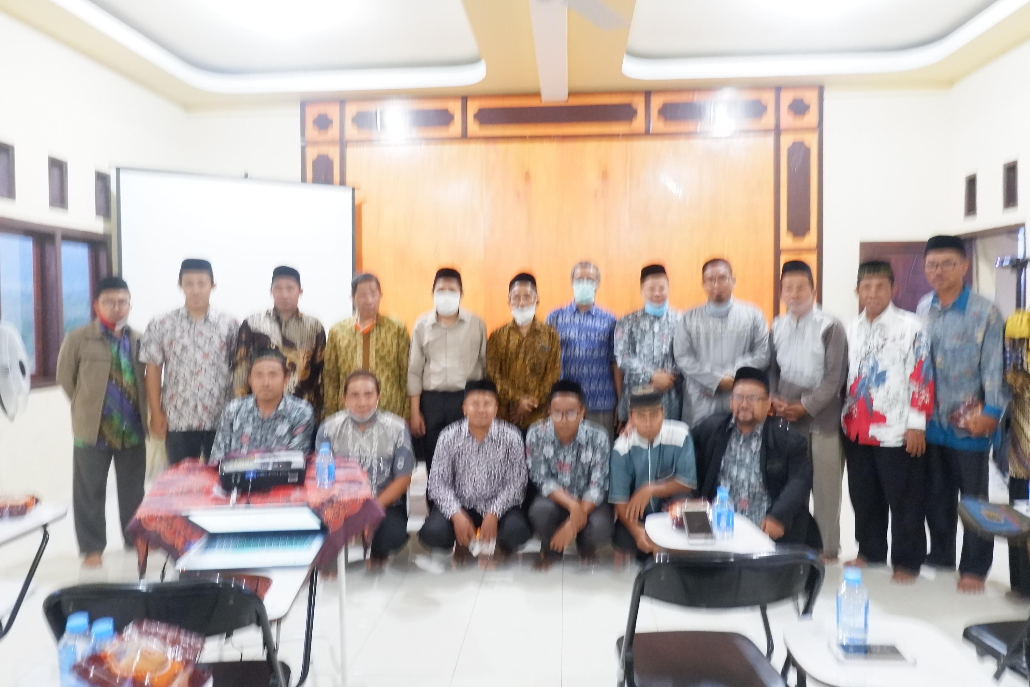 Gandeng STAIHA Bawean, Tim Peneliti Universitas Indonesia adakan Penelitian tentang Diaspora Bawean