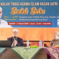 "Bedah Buku "" Pengantar Super Tahfid"" Karya Ustad Muhammad Marzuki Ihsan"