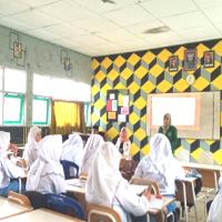Kunjungan Tim Sosialisasi Panitia PMB ke Sekolah dan Madrasah tingkat SLTA se Bawean
