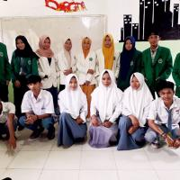 Sosialisasi Kampus STAI Hasan Jufri kepada Siswa-siswi SMA/MA/SMK