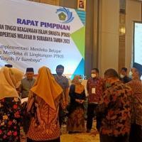 STAIHA Bawean Sabet 2 Penghargaan sekaligus dari Kopertais IV Surabaya
