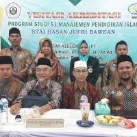 Akreditasi Progran Studi Manajemen Pendidikan Islam