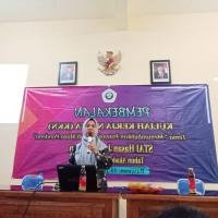 65 Mahasiswa STAI Hasan Jufri Bawean mengikuti Pembekalan KKN Online