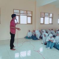 Mahasiswa STAIHA Gelar Sosialisasi Kampus di SMA & MA Umar Mas